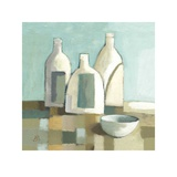 Still Life with Bottles II Posters by Derek Melville