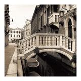 Ponti di Venezia No. 3 Art by Alan Blaustein