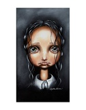 Poor Little Abigail Prints by Angelina Wrona