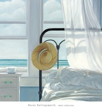 Sand in the Sheets Posters by Karen Hollingsworth