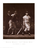 Roger Maris – 61st Home Run – October 1, 1961 Posters by Herb Scharfman
