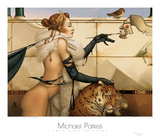 The Creation Posters by Michael Parkes