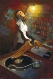 The DJ Prints by  BUA