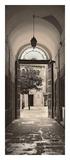 Portico, España Print by Alan Blaustein