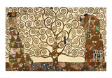 The Tree of Life – Stoclet Frieze Posters by Gustav Klimt