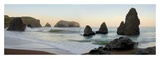 Rodeo Beach pano 1 Prints by Alan Blaustein