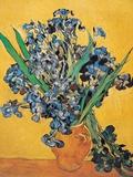 Irises, 1890 Kunstdrucke von Vincent van Gogh