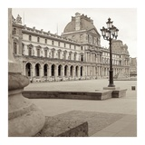 Paris 9 Print by Alan Blaustein