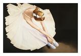 The Ballerina Print by Karl Black