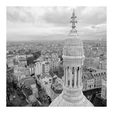 Sacre Coeur Paris 1 Poster by Alan Blaustein