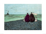 The Same as It Ever Was Posters by Sam Toft