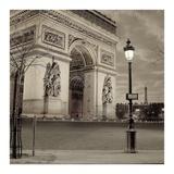 Paris 12 Prints by Alan Blaustein