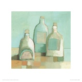 Still Life with Bottles I Prints by Derek Melville