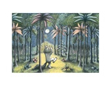 To the Land of the Wild Things Prints by Maurice Sendak