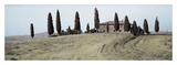 Val d'Orcia Pano 1 Print by Alan Blaustein