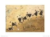 Watch This, Doris! Arte por Sam Toft