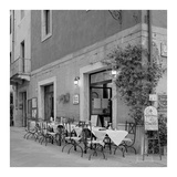 Tuscan Caffe 33 Prints by Alan Blaustein