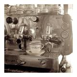 Tuscany Caffe 1 Affiches par Alan Blaustein