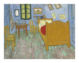 The Bedroom, 1888 Posters by Vincent van Gogh