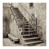 Umbria Scala 1 Prints by Alan Blaustein