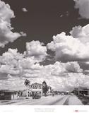 U.S. Route 66 Kunst von Andreas Feininger