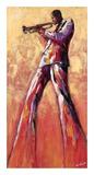 Monica Stewart - Trumpet Solo - Poster