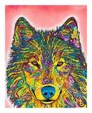 Wolf Plakater af Dean Russo