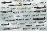 Unknown - İkinci Dünya Savaşı Hava Araçları - Poster