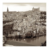 Toledo 1 Posters by Alan Blaustein