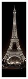 Tour Eiffel 8 Posters by Alan Blaustein
