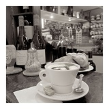 Tuscan Caffe 32 Posters by Alan Blaustein