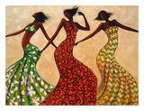 Rhythm Plakater af Monica Stewart