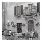 Tuscan Caffe 25 Prints by Alan Blaustein