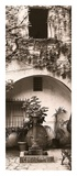 Portico, Ravello Prints by Alan Blaustein