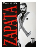 ZAPATA! Posters by Robert Valadez