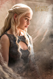 Game Of Thrones- Daenerys Quiet In The Storm Print