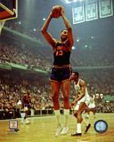 Wilt Chamberlain 1963 Action Photo