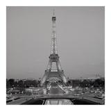 Tour Eiffel 7 Posters by Alan Blaustein