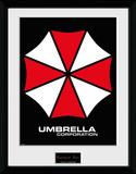 Resident Evil Umbrella Wydruk kolekcjonerski