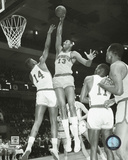 Wilt Chamberlain 1962 Action Photo