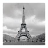 Tour Eiffel 16 Poster by Alan Blaustein