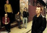 Radiohead- All Together 2005 Kunstdrucke