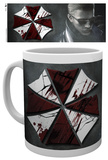 Resident Evil Key Art Mug Tazza