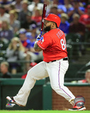 Prince Fielder 2016 Action Photo