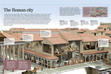 Infographic About the City of Rome During the Ancient Period (8th to 5th Century BC) Prints