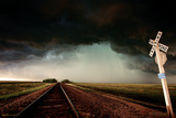 Storm Tracks Photo