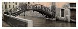 Venetian Bridge Pano 1 Prints by Alan Blaustein