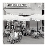 Tuscany Caffe 21 Prints by Alan Blaustein