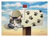 Toulouse Largent Prints by Lowell Herrero