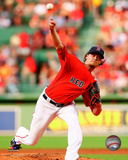 Clay Buchholz 2014 Action Photo